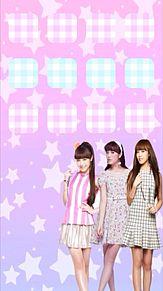 E-girls ホーム画面の画像(プリ画像)