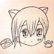 猫まふくん プリ画像