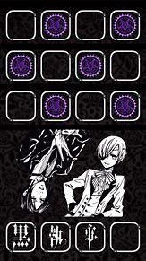 黒執事 壁紙の画像(プリ画像)