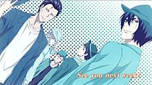 黒子のバスケ エンドカード②の画像(エンドカードに関連した画像)