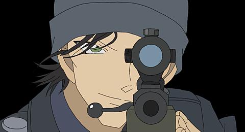 名探偵コナン,赤井秀一の画像(プリ画像)