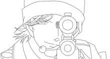 赤井秀一 イラストの画像100点|完全無料画像検索のプリ画像💓byGMO