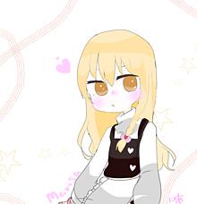 遅いバレンタイン魔理沙(・∀・) プリ画像