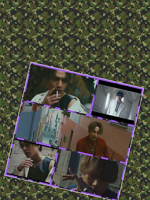 名探偵コナン映画の曲のミュージックビデオの登坂くんの画像(プリ画像)