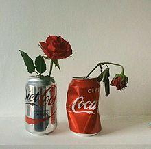 🌹 rose & CocaCola 🍹 プリ画像
