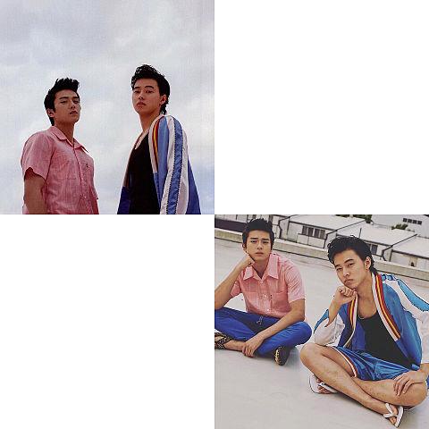 新田真剣佑&山崎賢人の画像(プリ画像)
