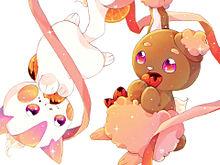 桃色コンビ🎀の画像(ポケモンに関連した画像)