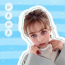ななちゃんの画像(加藤ナナに関連した画像)