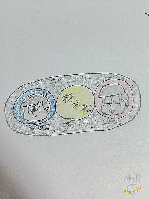 MIKU♥︎材木松♥︎さんリクの画像(プリ画像)