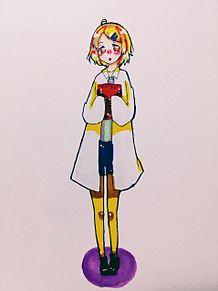 白衣を着た女の子の画像(プリ画像)
