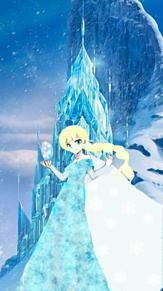 アナ雪(エルサ)❄️ プリ画像