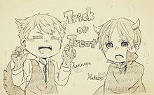 Trick or Treat!! プリ画像