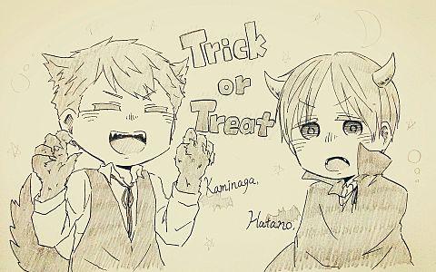 Trick or Treat!!の画像(プリ画像)