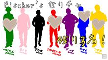 Fischer's なりチャ募集の画像(なりチャに関連した画像)