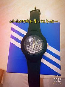 adidasの時計 プリ画像