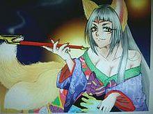 狐の擬人化の画像(擬人化に関連した画像)