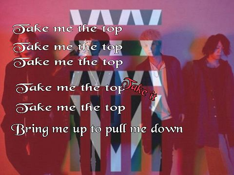 Take me the topの画像(プリ画像)