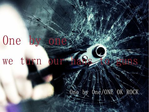 one by one 保存→ポチの画像(プリ画像)