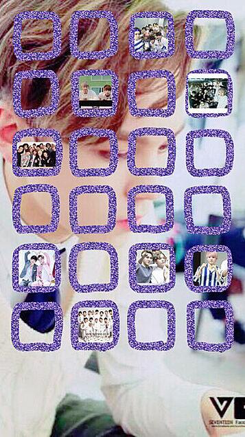 SEVENTEEN アイフォン6用 壁紙の画像(プリ画像)