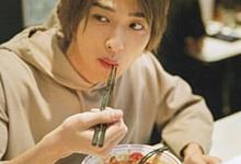 横浜流星 食事中の画像(食事に関連した画像)