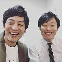 原画です 村田さん&川西さんの画像(とろサーモンに関連した画像)
