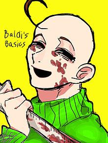 バルディ〜の画像(ホラーゲームに関連した画像)