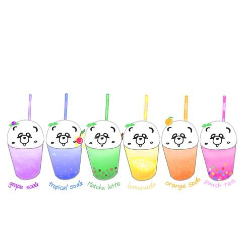 お絵かき・えーパンダ 2!!の画像 プリ画像