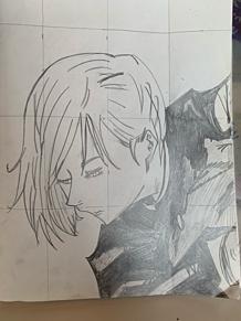 呪術廻戦 模写 釘崎野薔薇の画像(アドバイスに関連した画像)