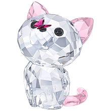 1 スワロフスキークリスタルの猫 おしゃれの画像(猫 おしゃれに関連した画像)