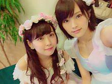 NMB48 渡辺美優紀 山本彩の画像(プリ画像)