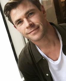 Chris Hemsworth プリ画像