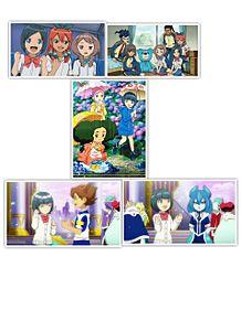 空野葵ちゃんまとめ2の画像(イナズマイレブンクロノストーンに関連した画像)