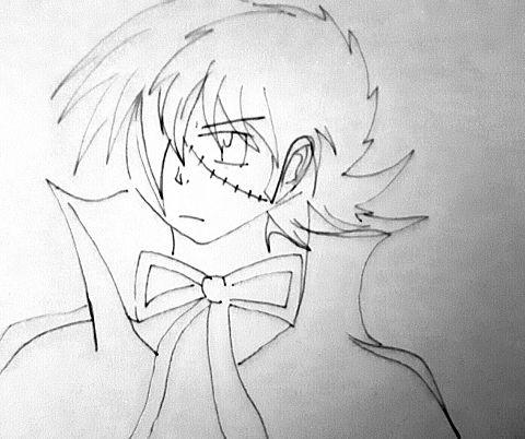 ブラックジャック/間 黒男【落描き】の画像(プリ画像)