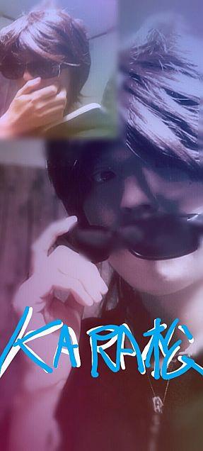 カラ松【KARA松・顔だけコス】の画像(プリ画像)