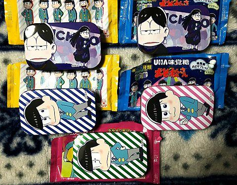 おそ松さんタブレット缶の画像(プリ画像)