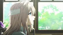 ヴァイオレットの画像(京アニに関連した画像)