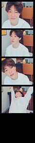 BTS フォトグレイ作ってみたよ画質⤴︎の画像(作ってみたに関連した画像)