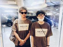 BTS双子コーデwの画像(コーデに関連した画像)