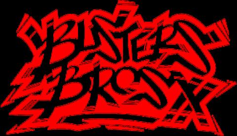 Buster Bros!!! ロゴの画像(プリ画像)
