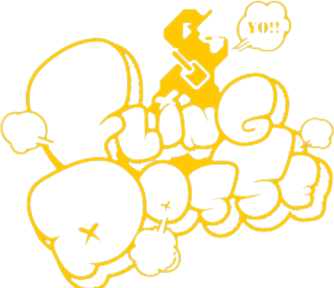 Fling Posse ロゴの画像(プリ画像)