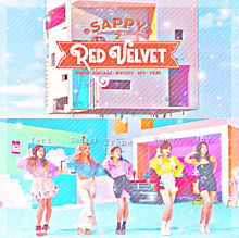 redvelvet全員 sappyの画像(アイリーン/スルギ/ウェンディに関連した画像)