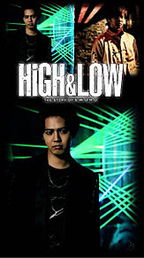 HiGH&LOW 変換画像の画像(プリ画像)