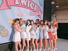 TWICE♡の画像(candypopに関連した画像)