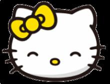 キティちゃん 背景透過の画像(キティちゃんに関連した画像)