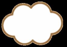 シナモン 背景透過の画像(ハート 背景 雲に関連した画像)