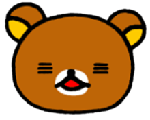 リラックマ コリラックマ 背景透過の画像(クマに関連した画像)