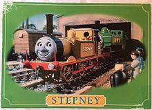 ステップニー  きかんしゃトーマス  機関車トーマス  の画像(きかんしゃトーマスに関連した画像)