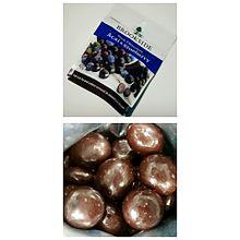 BROOKSIDE ダークチョコレート アサイー&ブルーベリーの画像(アサイーに関連した画像)