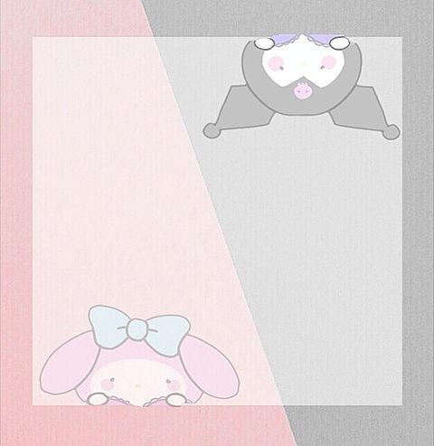 サンリオ♡ポエム素材!!  保存どうぞ~の画像 プリ画像