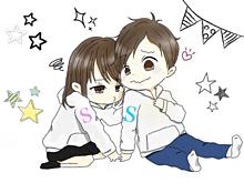S.Sカップルの画像(#カップルに関連した画像)